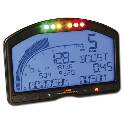 race technology dash  dashboardtrip counterodometer