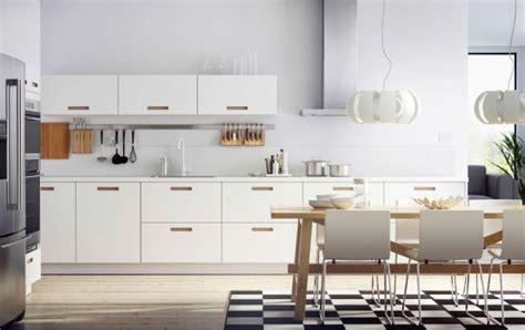 ameublement cuisine ikea photo cuisine ikea 45 idées de conception inspirantes à voir