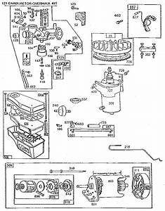 8hp Briggs And Stratton Carburetor Diagram