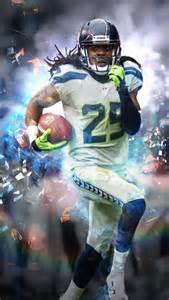 Seattle Seahawks iPhone 5 Wallpaper