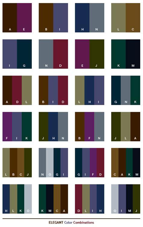 color schemes color combinations color palettes