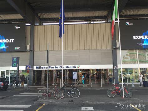 Parcheggio Porta Garibaldi by Porta Garibaldi Lavori Alla Stazione Garibaldi