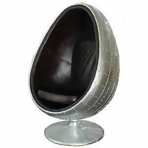 Fauteuil En Oeuf : fauteuil oeuf egg aviator achat vente fauteuil cdiscount ~ Farleysfitness.com Idées de Décoration