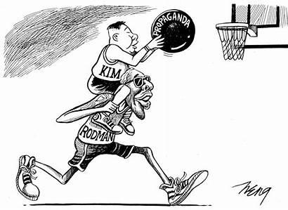 Cartoon Editorial Opinion Times York Heng Nytimes