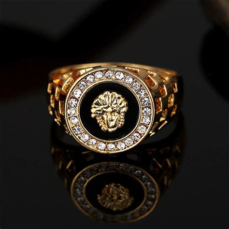 vintage men jewelry stainless steel engagement ring mens wedding band 7 12 ebay