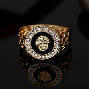 Vintage men jewelry stainless steel pinky engagement ring for Mens vintage wedding ring