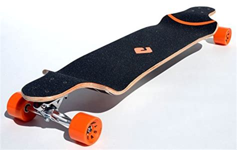 Atom Drop Deck Longboard (41inch)  Buy Online In Uae