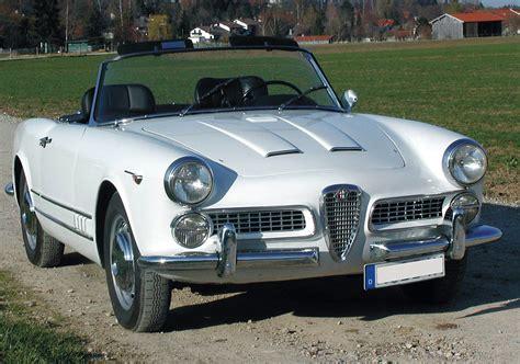Alfa Romeo 2000 by Alfa Romeo 2000 Touring Spider Picture 13 Reviews
