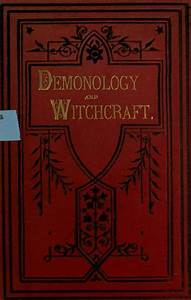 letters on demonology and witchcraft by walter scott With letters on demonology and witchcraft