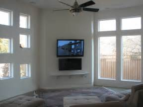 55 Inch Tv Above Fireplace