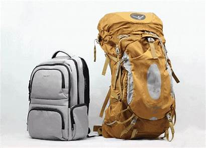 Backpack Pack Safe Additional Space Option Anti
