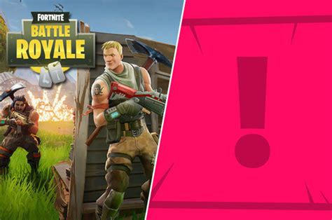 fortnite update server downtime news  patch notes