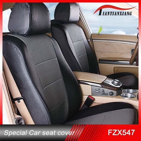Upholstery Car Seats Cost by Guangzhou 2014 Best Brown Leather Car Seat Covers