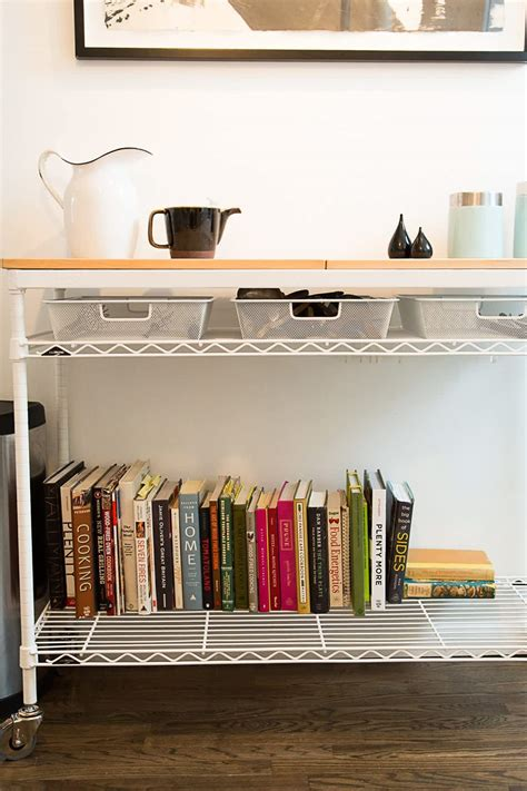 Kitchen The Store For Cooks by Ways To Organize And Store Cookbooks At Home Kitchn
