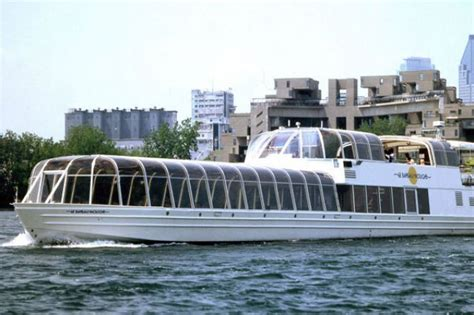 Bateau Mouche Quebec City by Welcome Yahglobal Activities