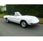 1976 ALFA ROMEO 2000 SPIDER 48000 Miles Only For Sale