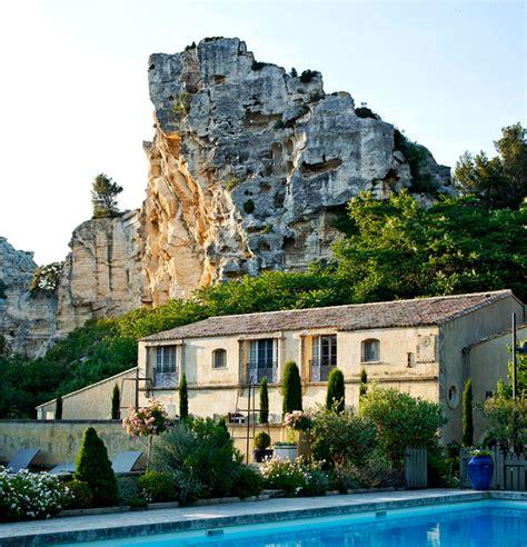 chambres d hotes et tables d hotes hôtel luxe les baux de provence baumanière
