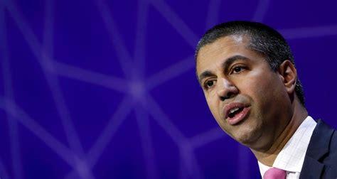 fcc chairman ajit pai calls california s net neutrality