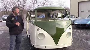 1967 Volkswagen Bus Restoration Update  Now Painted