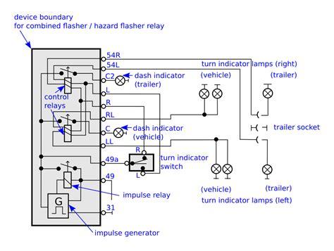 Turn Signal Flasher Wiring Diagram Webtor
