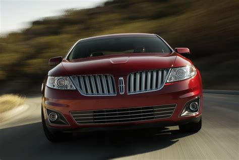 old car owners manuals 2009 lincoln mks navigation system la show 2009 lincoln mks carscoops