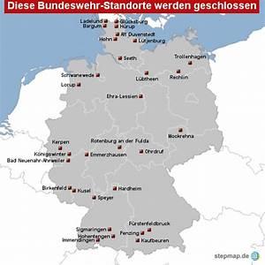 Standorte Der Bundeswehr : reform schrumpfkur f r die bundeswehr np neue presse ~ Watch28wear.com Haus und Dekorationen