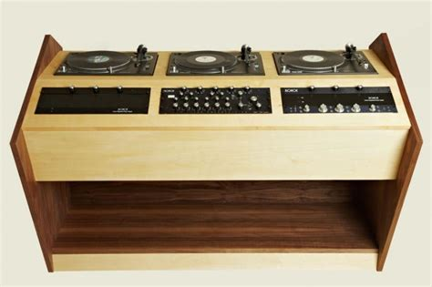 console dj android image gallery dj furniture walnut console table