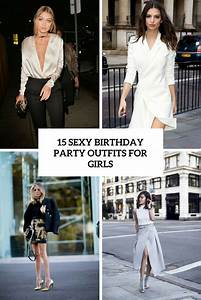 Picture Of sexy birthday party outfits for girls cover