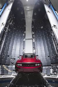 Spacex Launches World U2019s Most Powerful Rocket  Falcon Heavy  And Tesla Car Into Space