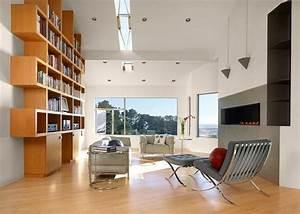 Bibliotheque Bois Clair : designs cr atifs de meuble biblioth que ~ Teatrodelosmanantiales.com Idées de Décoration