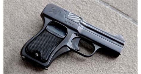 Schwarzlose 1908 blow-forward 32acp pistol review (VIDEO) :: Guns.com