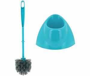 Wc Chimique Pas Cher : brosse de toilette support wc design triangle bleu fluo ~ Dailycaller-alerts.com Idées de Décoration