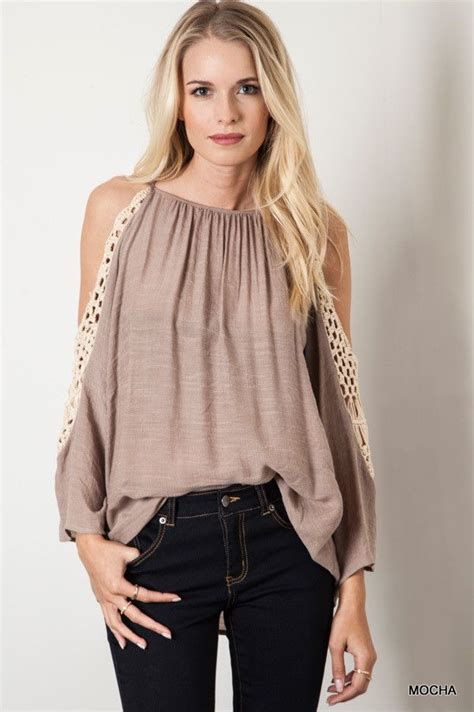 cold shoulder blouses 1000 ideas about cold shoulder tops on cold