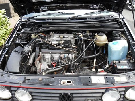 golf 5 gti motor mk2 golf gti engine bay v dubin golf mk2 golf cars