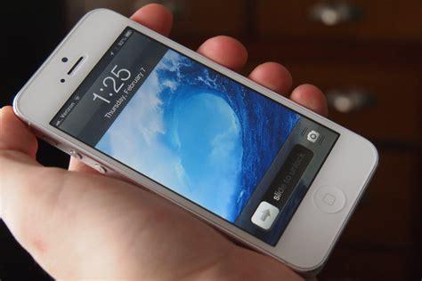 unlock iphone screen iphone 5 unlock screen