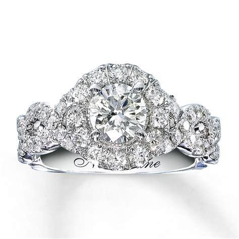 neil bridal ring 1 5 8 ct tw diamonds 14k white gold 94021981199
