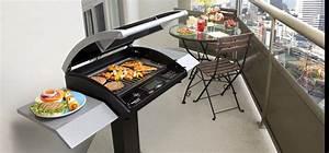 Petit Barbecue Électrique : les barbecues lectriques passent sur le grill les ~ Farleysfitness.com Idées de Décoration