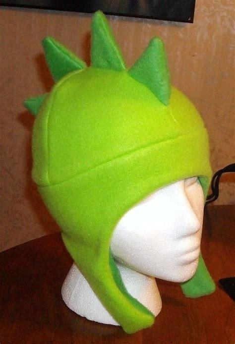 fun fleece hats  animal hat sewing  cut