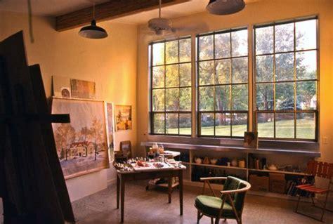 artists studios  workspace interior design ideas
