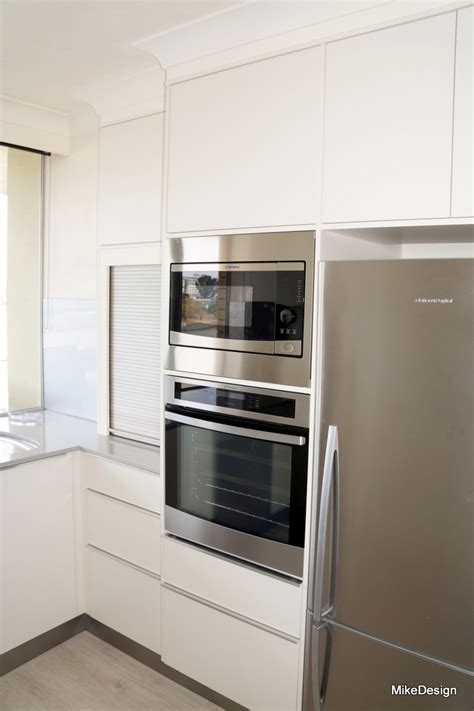 kitchen oven tower  appliance cabinet  stainless