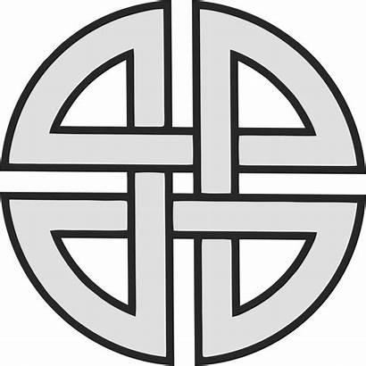 Shield Knot Viking Norse Svg Symbols Basic