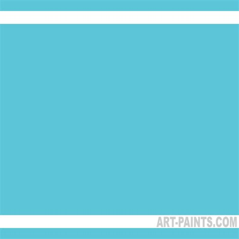 azure blue white nights cardboard set watercolor paints