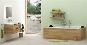 Salle De Bain Nature Bois. une salle de bain nature pour se ...