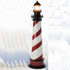 pelican bay nautical gifts wl  wooden lighthouse