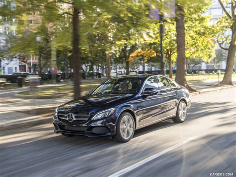The charging cost of the car's battery will vary depending on which amperage you are. 2018 Mercedes-Benz C350e Plug-in-Hybrid (US-Spec) - Front Three-Quarter   Wallpaper #14   1280x960