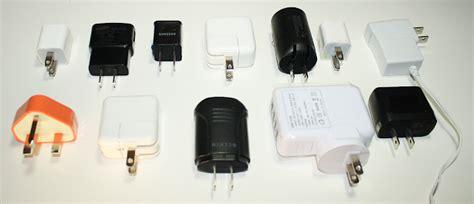 dozen usb chargers   lab apple   good