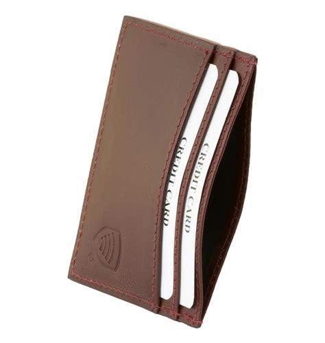 Leather Card Holder Handmade rfid blocking exclusive handmade genuine leather credit