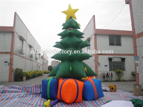 decoration cheap christmas inflatable trees  sale buy