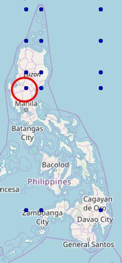 earthquake prediction   luzon philippines