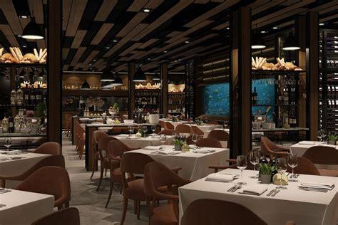 restaurant kitchen interior design seafood restaurant carroll design 4787